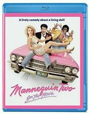 Mannequin 2 on The Move Blu-ray