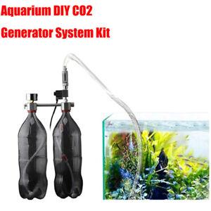 Aquarium DIY CO2 Generator System Kit CO2 Generator System for Plants UK