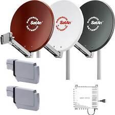 Kathrein Sat Anlage CAS 80 Astra + Eutelsat /Hotbird für 4 Teilnehmer /Anschlüss