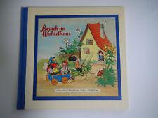 Besuch im Wichtelhaus Verlagsbuchhandlung Julius Breitschopf  Kinderbuch