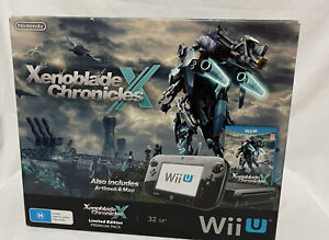 Xenoblade Chronicles X Limited Edition Premium Pack Nintendo Wii U Console