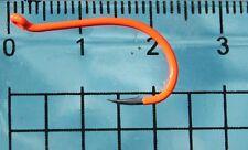50 Gamakatsu Hooks Octopus Orange size 2 fishing walleye steelhead salmon
