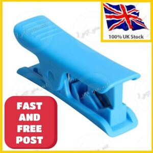 3D Printer PTFE Bowden Tube Cutter Anycubic Creality Ender Tevo Capricorn UK . .