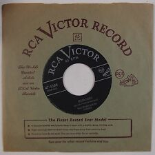 NORO MORALES:Maracaibo / Granada '54 RCA Victor Latin Jazz NM- Super Clean! 45
