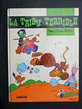 MORRIS Lucky Luke 10 ré 1964 Alerte aux Pieds-bleus