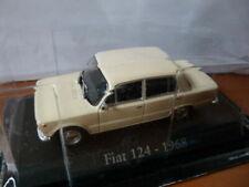 Voitures miniatures Altaya Fiat