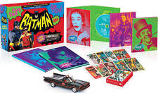 Batman The Complete TV Series Limited Edition Blu-ray, New DVDs