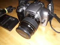 Canon EOS 300D / Digital Rebel 6.3MP Digital SLR Camera  - FREE SHIPPING