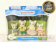 Calico Critters Chihuahua Dog Family Set FS-14 Epoch JAPAN F/S