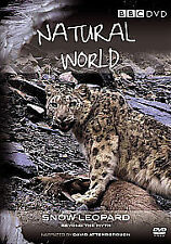 Natural World - Snow Leopard [DVD], New, DVD, FREE & Fast Delivery