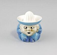 Porcelana Exprimidor de limón Joven azul Ens 10x9 cm 9941713