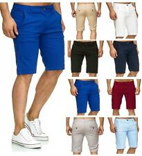Mens Chino Shorts Summer 100% Cotton Jeans Half Pant Casual Designer AW19 New