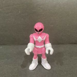 Fisher-Price Imaginext Power Rangers Pink Power Ranger