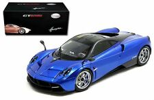Welly Pagani Huayra Metallic Blue 1/18 High Quality Version ms1