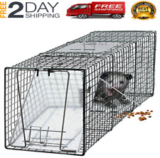 Opossum Possum Trap For Cats Ferral Mole Vole Racoon Rabbit Live Cage No Kill