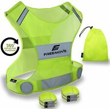 No.1 Reflective Running Vest Gear | YOUR BEST CHOICE TO STAY VISIBLE | Ultra ...