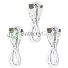 3 Micro USB 6FT Charger Cable Cord for Phone LG G2 G3 G4 Phoenix K3 K4 K7 K8 K10