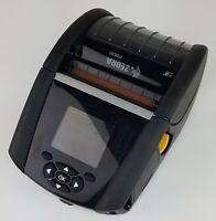 USED Zebra ZQ620 Mobile Wireless Bluetooth POS Docket Receipt Printer 1115V