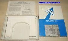Entrée de tunnel double échelle HO A.I.M. Products