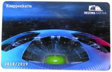Knappenkarte + FC Schalke 04 + Champions League 2018 + Hülle Restguthaben #5