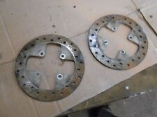 Bombardier Outlander Max 400 Can Am 2006 06 front brake disc rotor discs rotors
