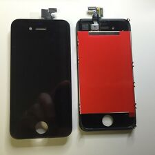 5x iPhone 4S Black LCD Digitizer Glass Assembly Replacement A1387 Black OEM Lot