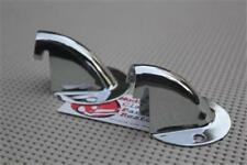 28-66 Ford Pickup F Series Truck Hot Rat Rod Tail Light Lamp Wire Shields Chrome
