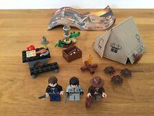 Lego Indiana Jones 7624 Jungle Duel 100% Complete + Instruction