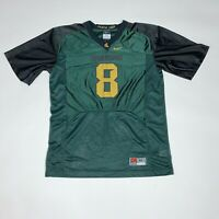 Nike Spartans #8 Size XL (20) Michigan State University MSU Football Jersey