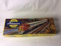 Athearn Trains In Miniture Observation Car Santa FE Kit