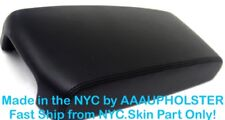 Jeep Grand Cherokee Durango Console Armrest leather kit (cover)BLACK For 2011-18