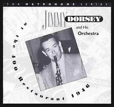 At the 400 Restaurant (1946) by Jimmy Dorsey (CD, Dec-1991, Hep (UK))