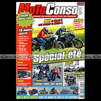 MOTO CONSO N°33 SUZUKI GSXR 1000 BMW K1300 R YAMAHA R1 TRIUMPH 675 STREET TRIPLE