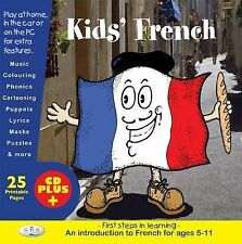 USED (VG) Kids' French: First Steps in Learning