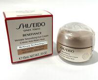 Shiseido Benefiance Wrinkle Smoothing Eye Cream 0.51 Oz / 15 mL NIB Full Size