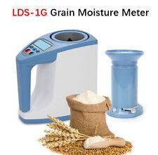 Digital Grain Moisture Tester High Precision Soybean Wheat Rice Humidity Meter