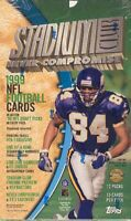 1999 Topps Stadium Club Football Complete Your Set Pick 25 Cards From List