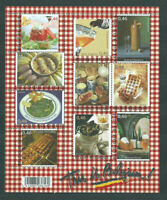Belgium - Mail 2006 Yvert 3562/71 MNH Food