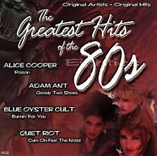 Various : Greatest Hits of the 80s Vol. 12 CD