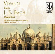 Marriner/Academy Of - Vivaldi: Gloria/Bach: Magnificat [New CD]