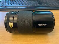 Tamron 200mm F3.5 BBAR Multi C Telephoto Lens