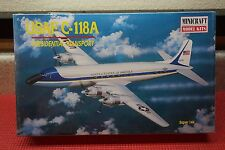 Factory Sealed Minicraft USAF C-118A Presidential Transport Kit 14469 1:144