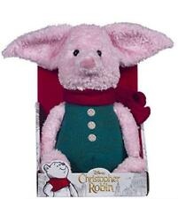 NEW Official Disney Christopher Robin Winnie the Pooh Piglet Soft Plush Toy 25cm