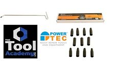 SUPER SAVER PowerTEC Paintless Dent Removal Repair Puller Tool Kit PDR 12Pce Kit