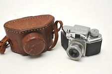 "Konishiroku SNAPPY subminiature Camera ""MADE IN OCCUPIED JAPAN"" w/Case"