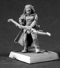Dark Heaven Warlord Reaper 14509 Varashia Female Elf Ranger