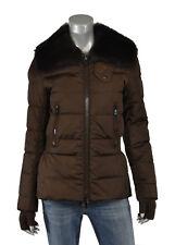 Ralph Lauren Purple Label Kelly Down Shearling Fur Cashmere Jacket S New $2290