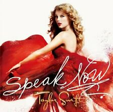 USED CD Taylor Swift speak now - Deluxe Edition