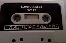 Skyjet (Mastertronic) Commodore c64 cassette (Tape) (Game)