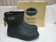 Mudrucker Mid Boot Color-Green Women Size 12/ Men Size 11 Muck Boot
